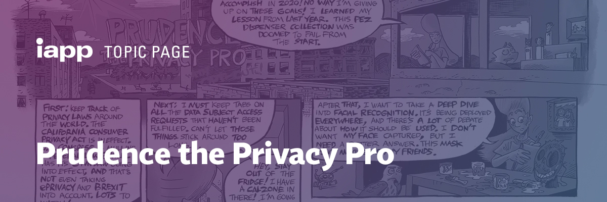 Prudence the Privacy Pro