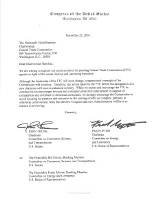 Republican lawmakers' letter to Ramirez. Click to enlarge.