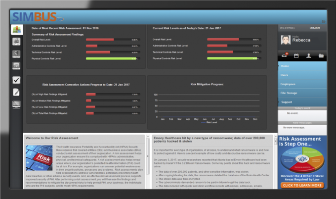 New risk management tool offers automation of a lengthy process