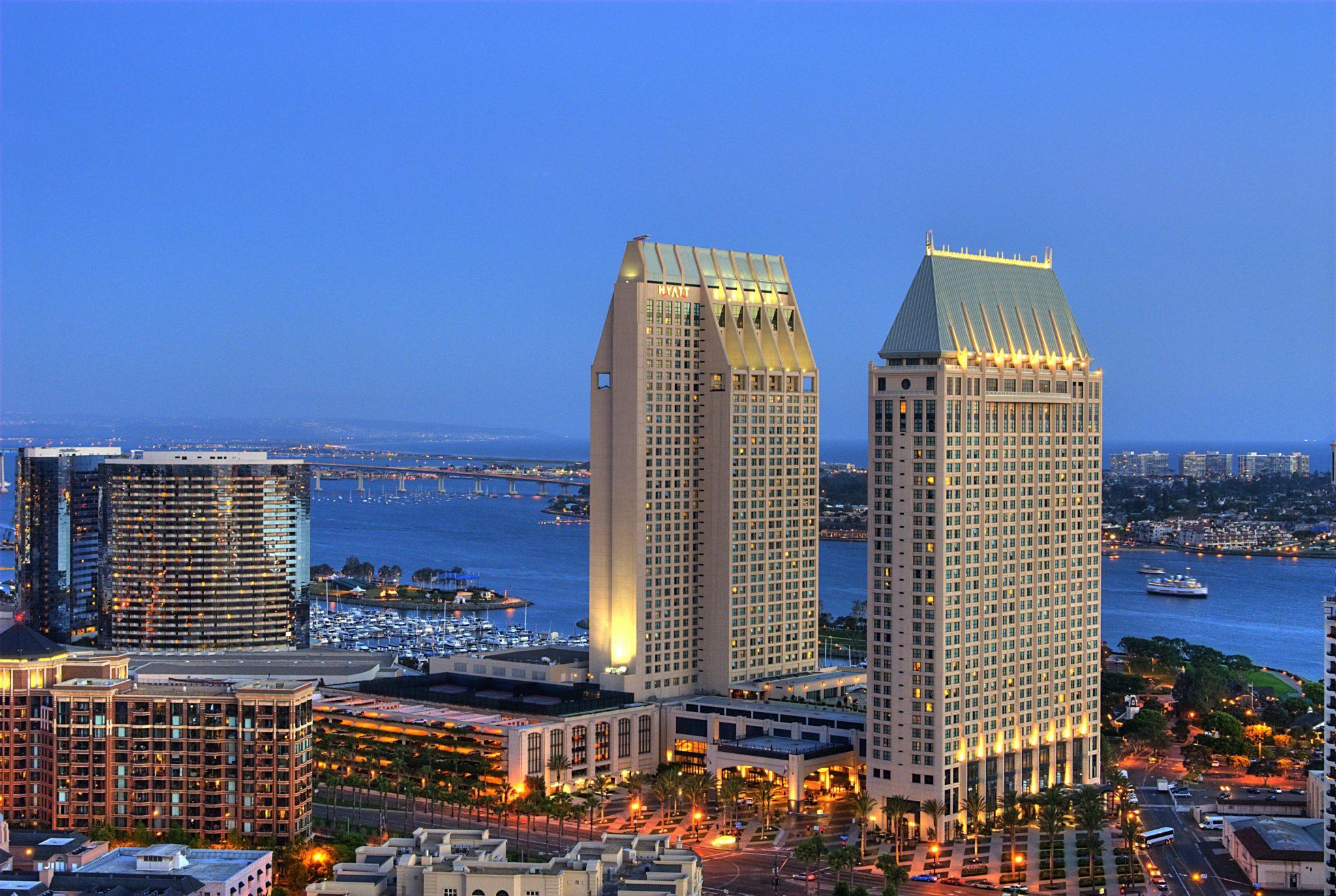 Manchester Grand Hyatt San Diego Hotel