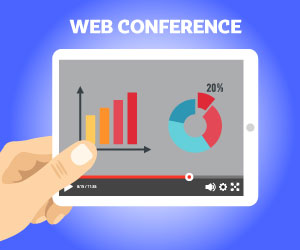 See Our Web Conferences