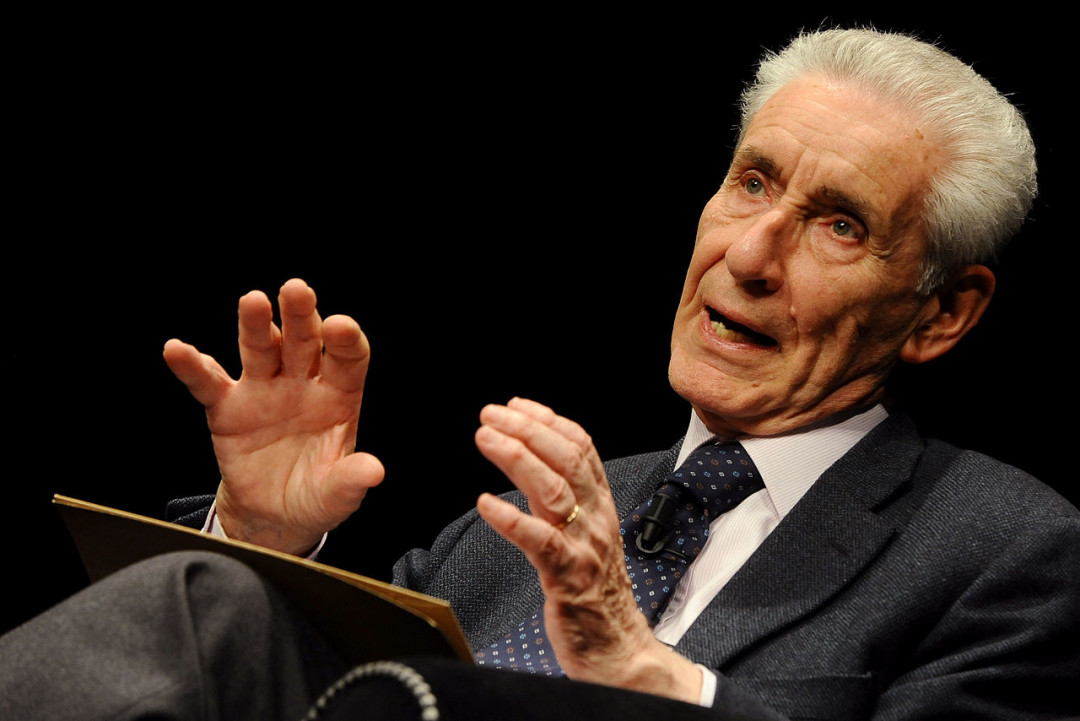 Stefano Rodotà, former Garante president and WP29 chair, 1933–2017