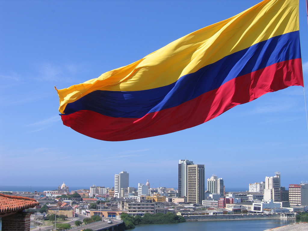 Obtaining adequacy standing for Colombia