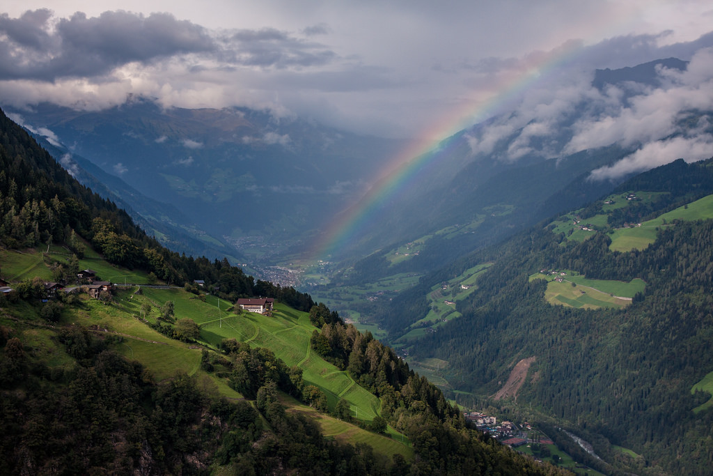 Differential privacy at the end of the rainbow