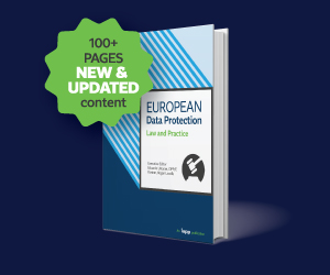 NEW CIPP/E Textbook Available!