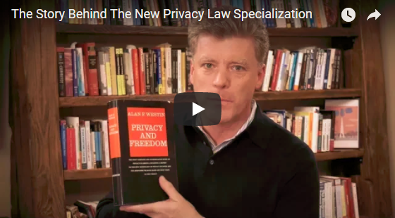 Become an ABA-accredited privacy law specialist