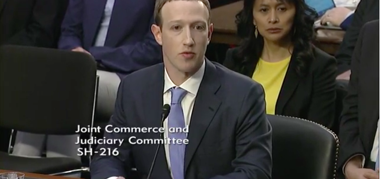 Senate wants commitments from Zuckerberg