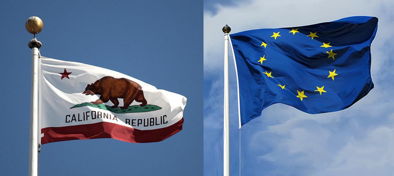 GDPR matchup: The California Consumer Privacy Act 2018