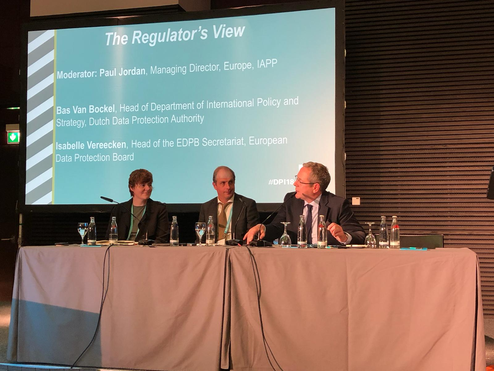 EDPB secretariat, Dutch DPA foreshadow EDPB plenary