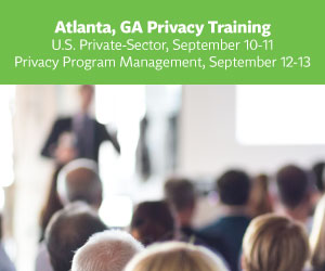 Atlanta, GA Privacy Training