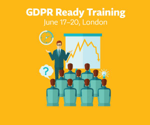 Get GDPR Ready in London