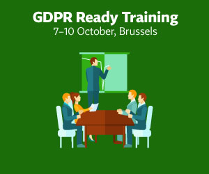Get GDPR Ready in Brussels