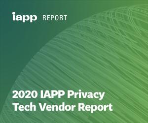 IAPP Privacy Tech Vendor Report