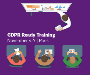 Get GDPR Ready in Paris