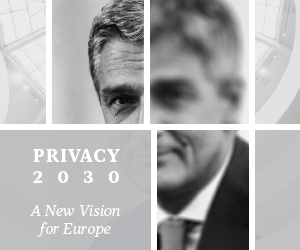 Privacy 2030: A New Vision for Europe