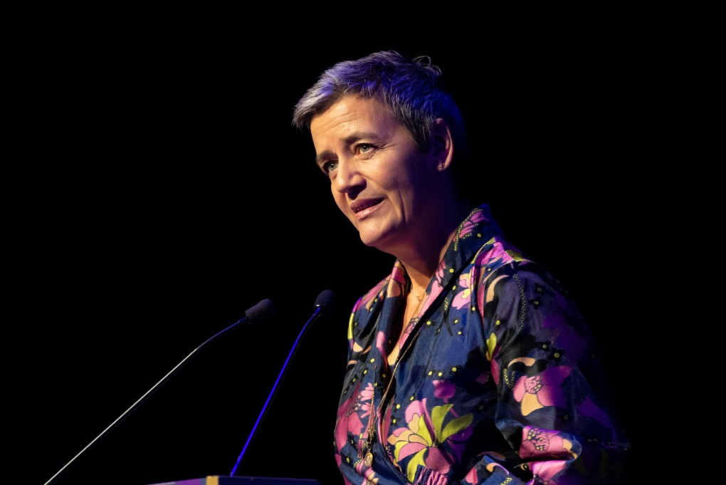 Vestager from DPC: Enforcement critical to success of GDPR