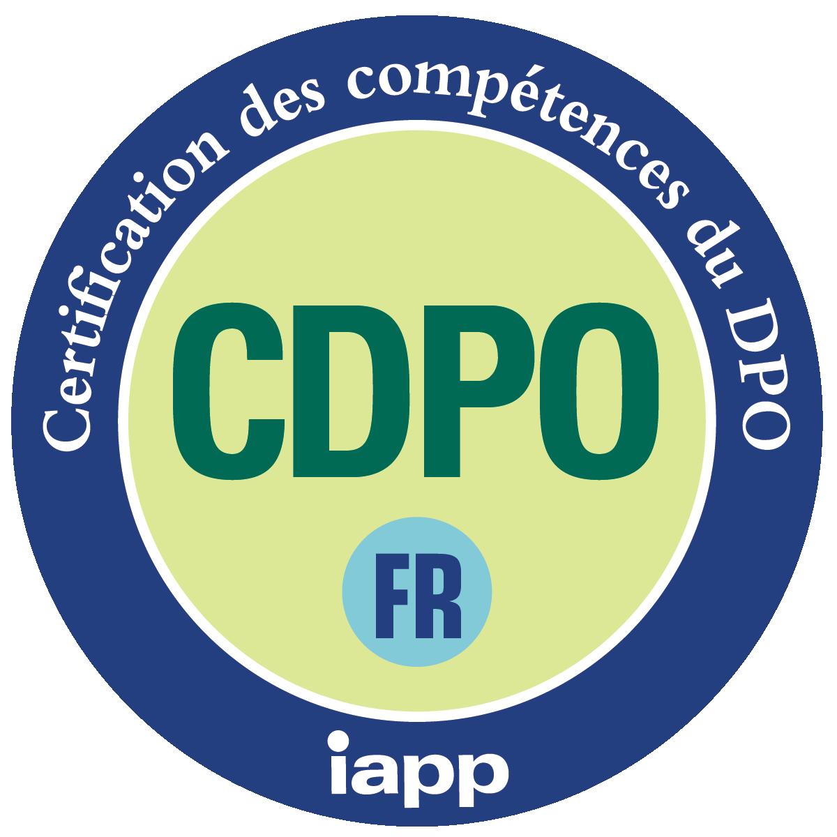 Certification CDPO/FR