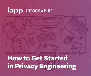 Infographic – How to get started in privacy engineering