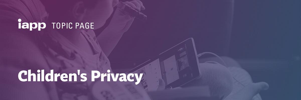Children's Privacy
