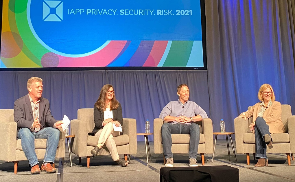 PSR21 keynote stage: Federal privacy law holds the keys